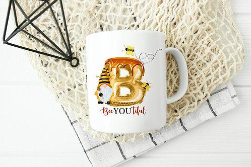 Beyoutiful Bumble bee mug
