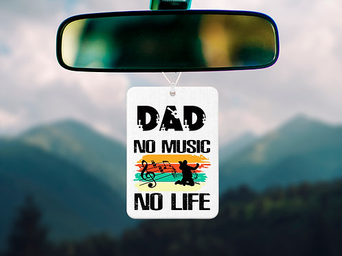 No music no life air fresh