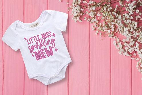 Little Miss Sparkling New