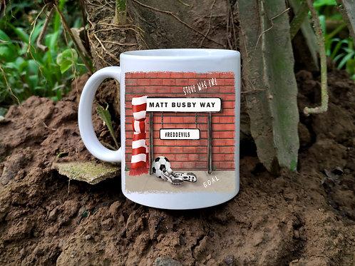 Personalised Sports Mug