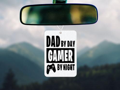 Gamer Dad Air Freshener