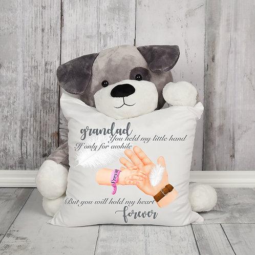 Grandparent/Parent Memorial Cushion and insert