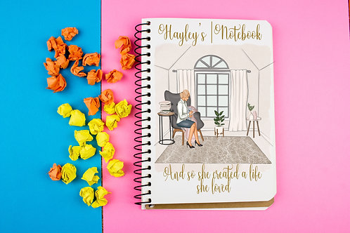 Personalised Note Book