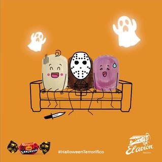 """Concurso Halloween """"El Avión"""""""