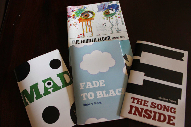 Check out these snack-able stories for purchase