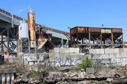 The Banks of the Gowanus Canal