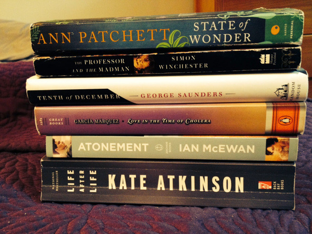 Street Finds – The Books of This Summer