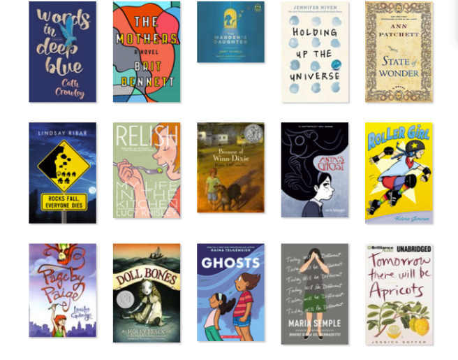 A Year in Reading – 2016