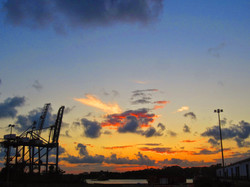 Red Hook Sunset