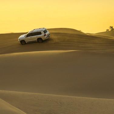 Desert Safari, Dubai, UAE