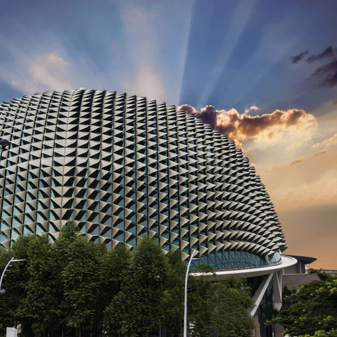 Theatre by the Bay, Singapore