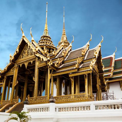 The Golden palace, Bangkok, Thailand