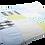 Thumbnail: שמיכת עגלה טלאים - פיקה/פליז