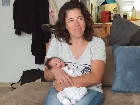 איך לידה נראית מהזווית של הדולה? סיפור של נחישות ורצון ללדת בשיטה טבעית