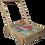 Thumbnail: עגלת קוביות עץ