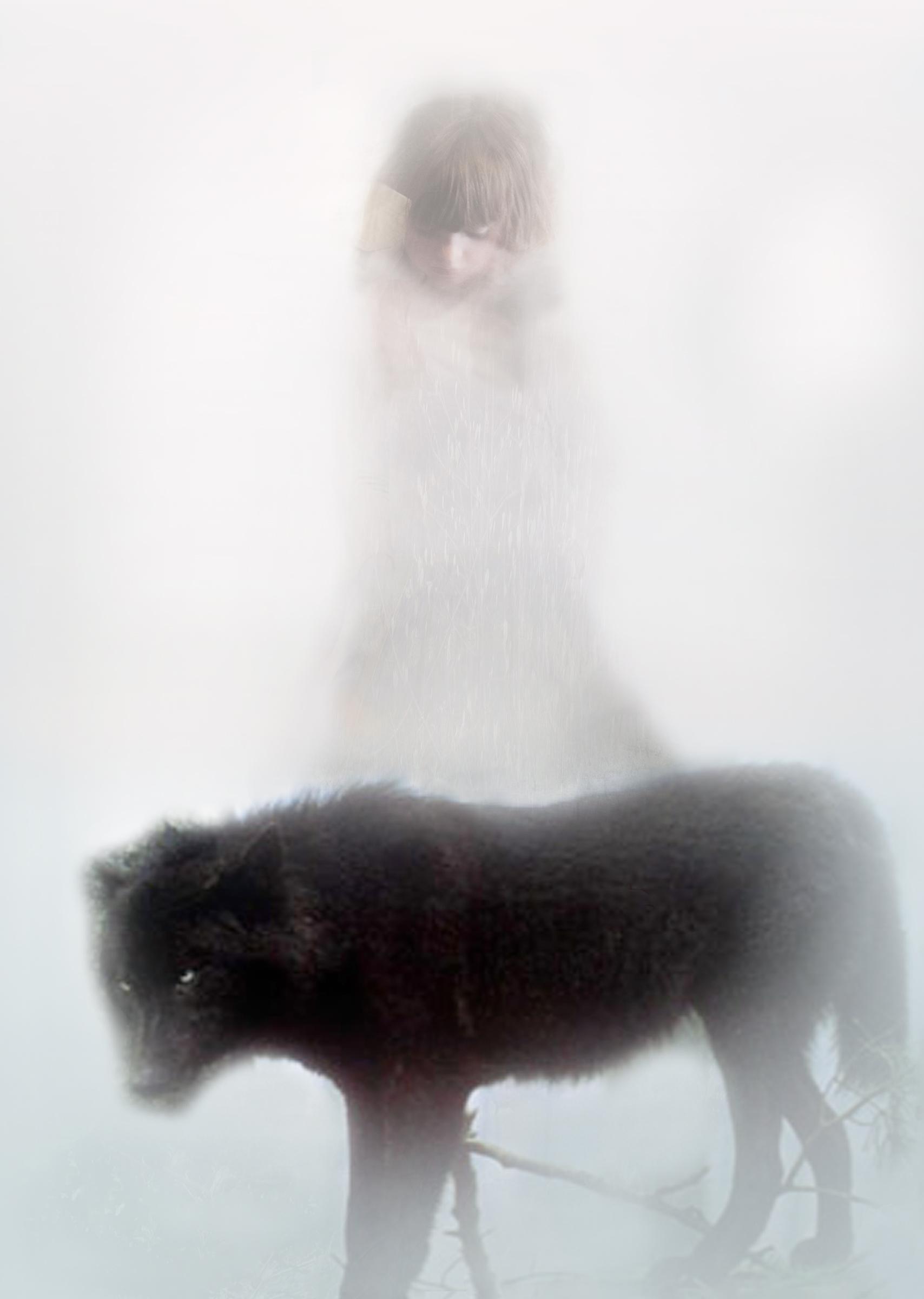 meisje met wolf Dreamtime
