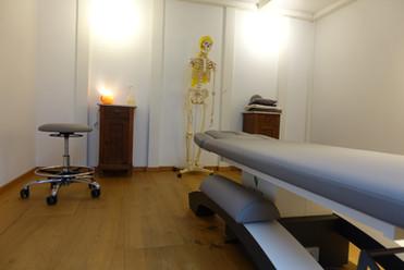 Physiotherapie - Raum