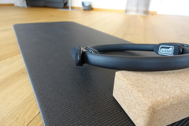 Pilates - Kursraum
