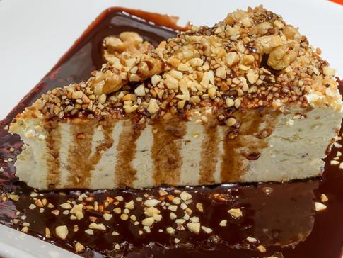 Cheese Cake e Chocolate