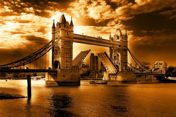 Tower Bridge - Londres