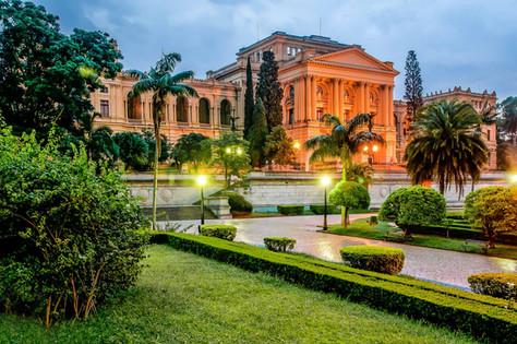 Museu Paulista (Ipiranga) - SP