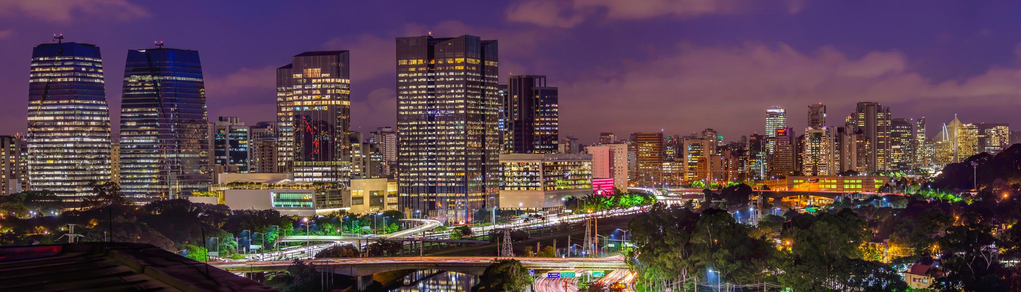 Marginal Pinheiros - São Paulo