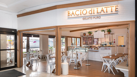 Bacio di Latte - West Plaza - SP