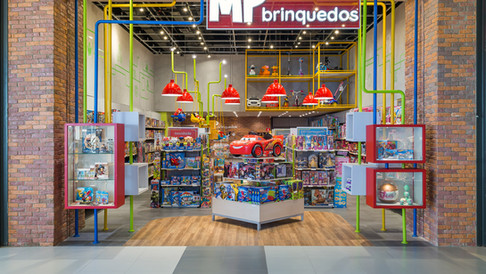 MP Brinquedos - Shop Pamplona - SP