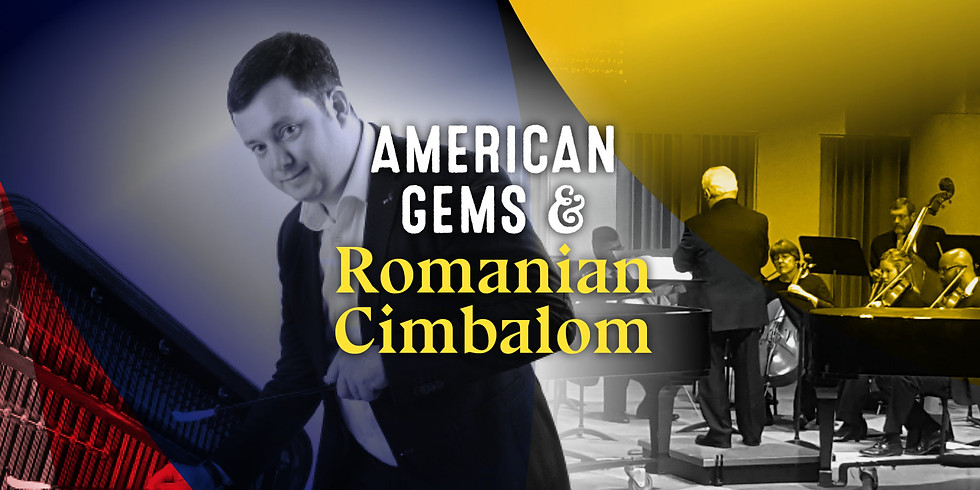 American Gems & Romanian Cimbalom Music