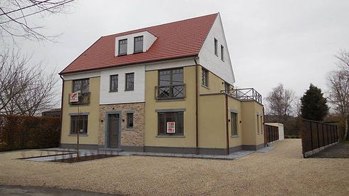 woningbouw Delodder-De Nys