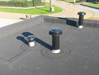Renovatie platte daken