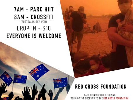 AUSTRALIA DAY - 27TH JANUARY 2020