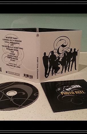 Total Strangers (Deluxe Edition)