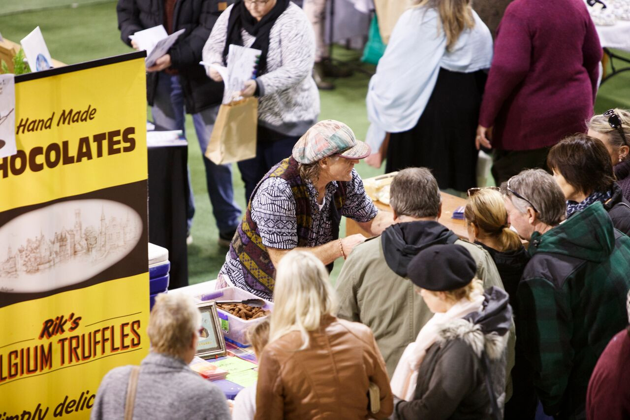 The Feilding Craft Market October