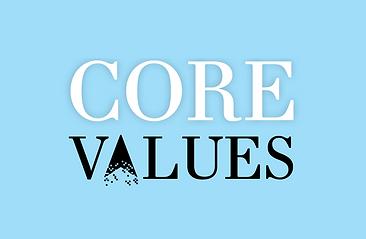 Core Values Corporate Workshop Logo