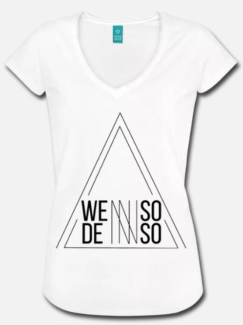 Wennso Dennso T-Shirt ''V'' (Women)