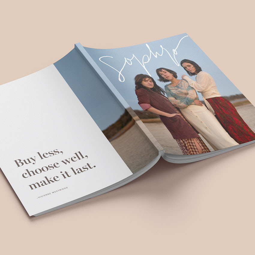 SOPHRO Magazine