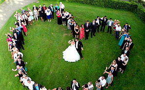Your wedding from a cutting edge perspective!