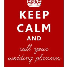 Valuable wedding planning advice