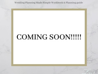 Wedding Planning Made Simple - Every DIY Brides must have when planning a wedding!
