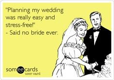 Avoid wasting time and money when planning a DIY wedding