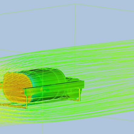 A evolução hidrodinâmica dos AUV's - Coeficiente de arrasto
