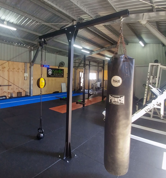 NorthShore Muscle and Fitness Gym - Boxing Bag