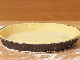 Base para torta sem glúten