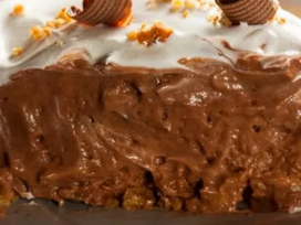 Pavê de Chocolate com Corn Flakes