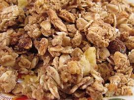 Granola Caseira doce