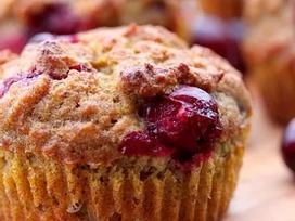 Muffin de Cramberry