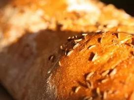 Pão Integral com Kummel