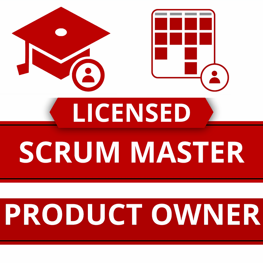Scrum Master / Product Owner May 4th Virtual Workshop