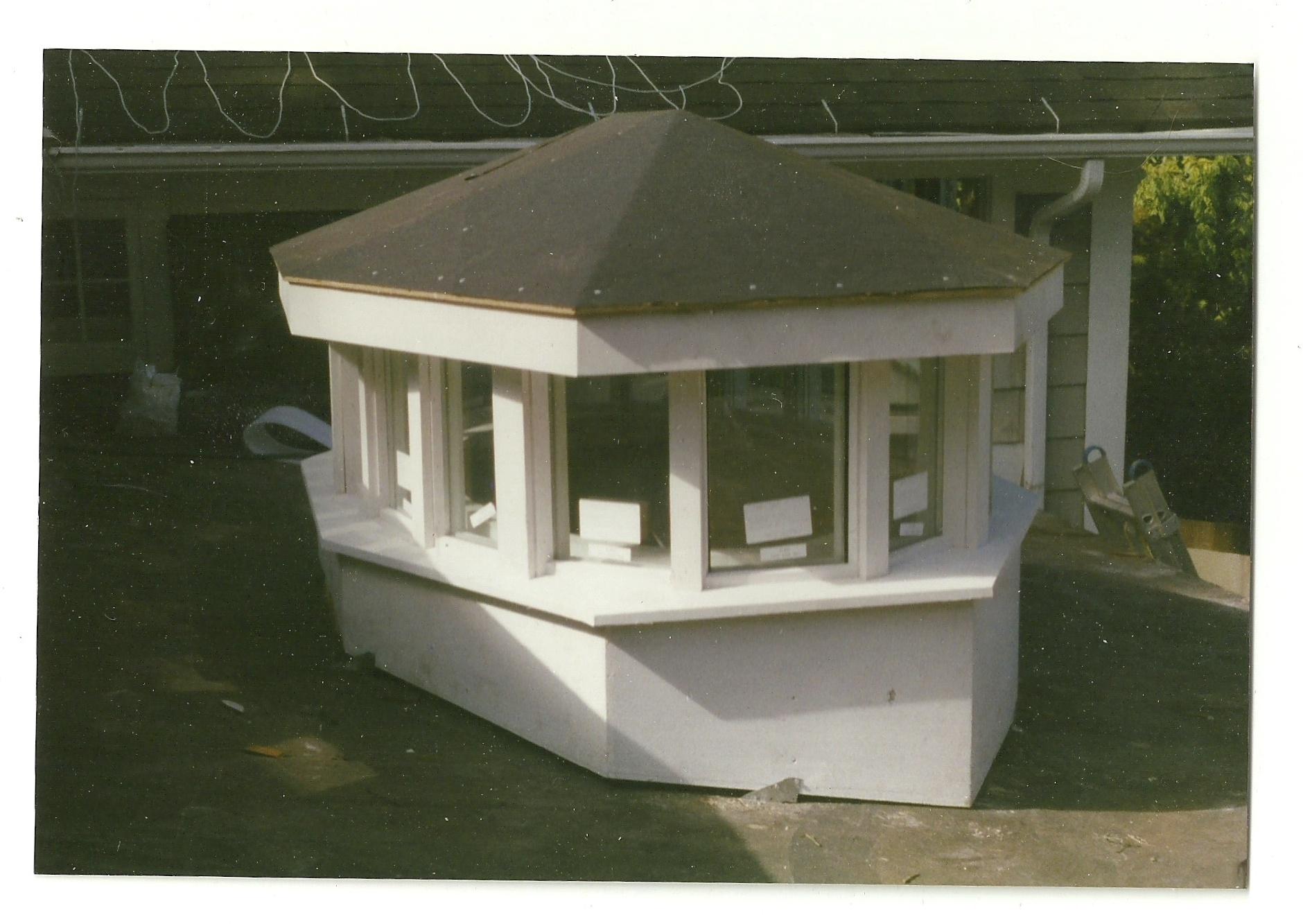 Custom Windowed Tower
